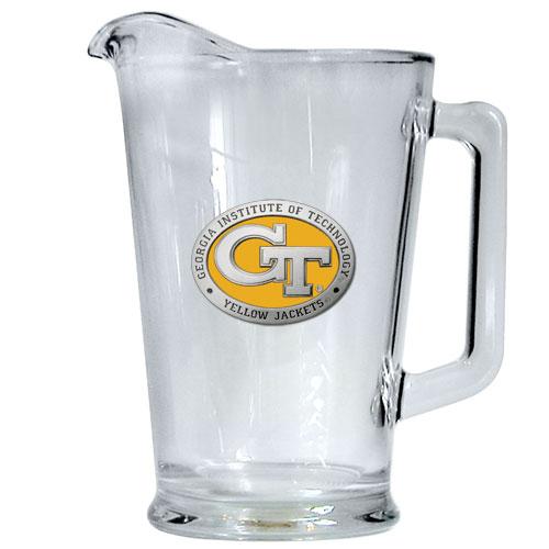 College Logo Beer Pitchers