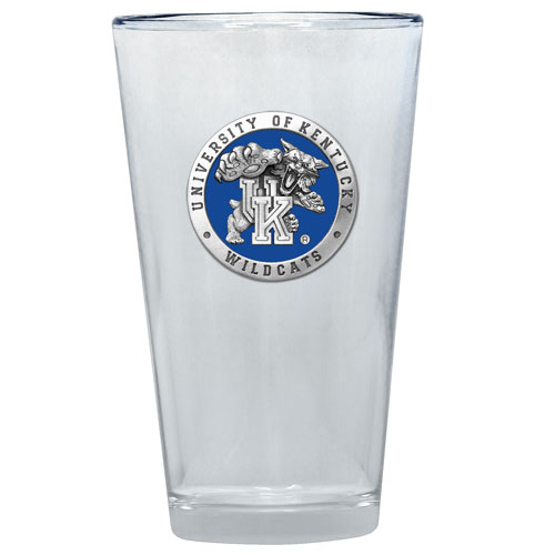 College Logo Barware / Pint Glasses