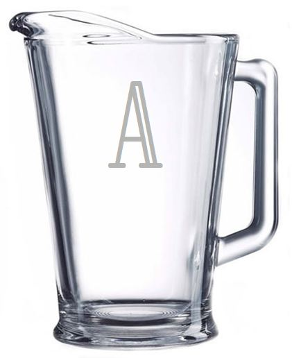 Glass Pitcher (gs-60oz-pitcher)